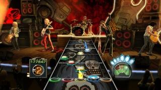 Guitare Hero Aerosmith - Le jeu Guaex310