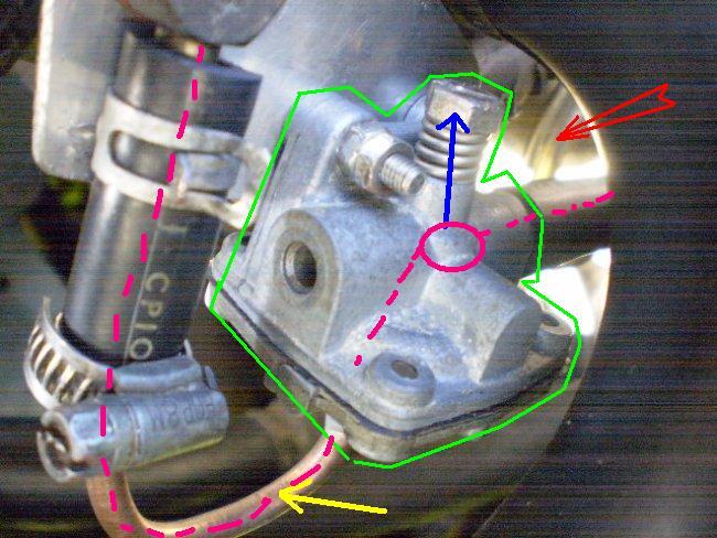 R25 Turbo D Robinet pression de turbo_Fabrication maison Pb210019