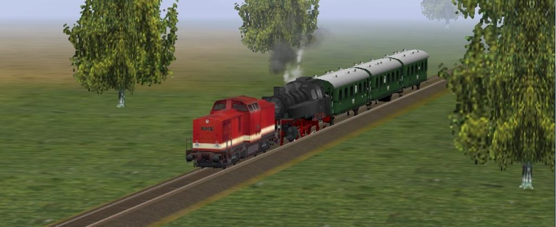 Mein Nebenbahnidyll in EEP Zugpan12