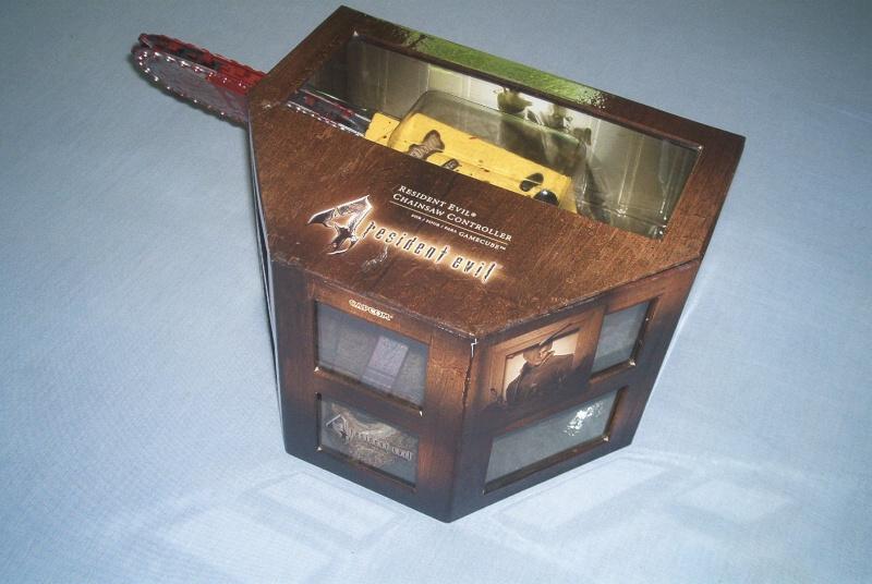 Collec' Resident Evil De GZA Chains11