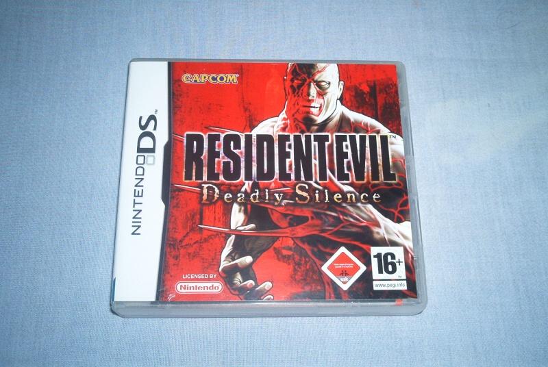 Collec' Resident Evil De GZA Ds10