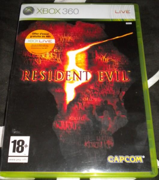 Collec' Resident Evil De GZA Dscn0311
