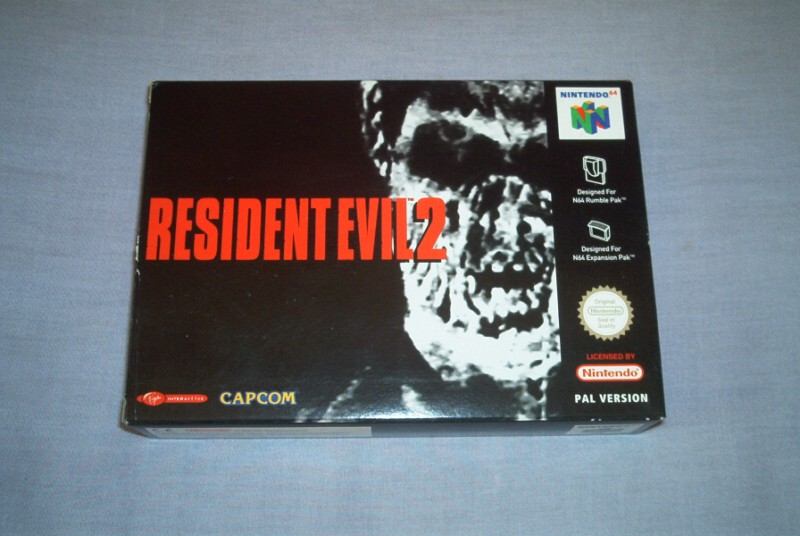 Collec' Resident Evil De GZA Photo_30