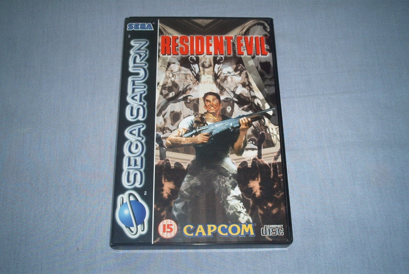 Collec' Resident Evil De GZA Saturn10