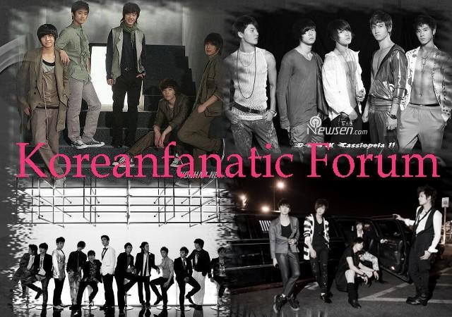 Koreanfanatic Forum
