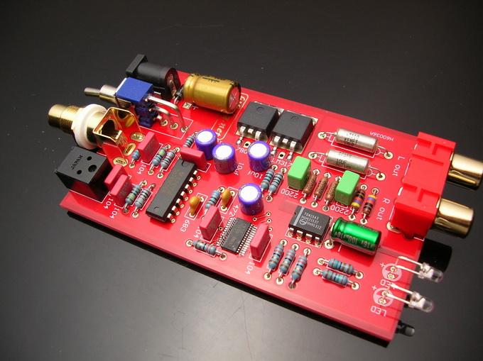 Mini1543 DAC 1543_010