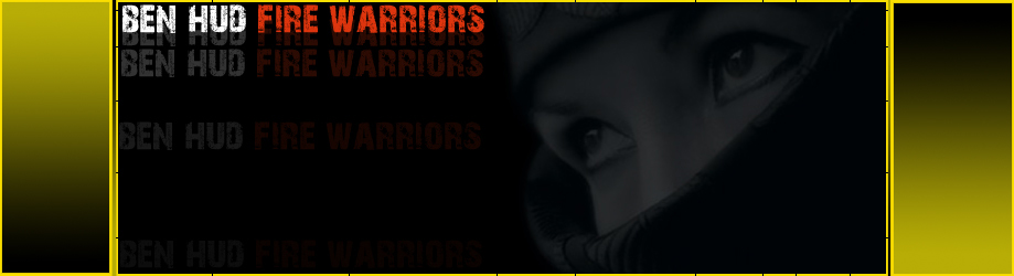 Ben Hud Fire Warriors