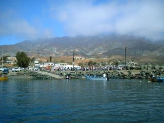 La Isla de Cedros