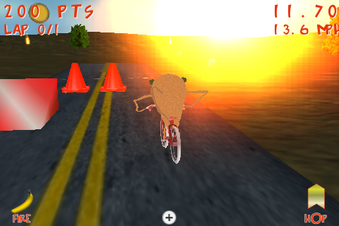 rideNgive $0.99 and Lite, bike racing sim released Screen10