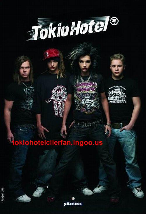 Tokio Hotel Fan TURKEY