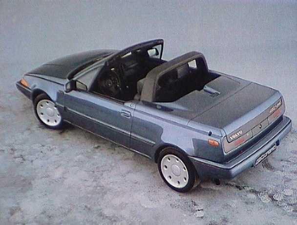 [Sujet officiel] Les voitures qui n'ont jamais vu le jour - Page 2 Volvo410