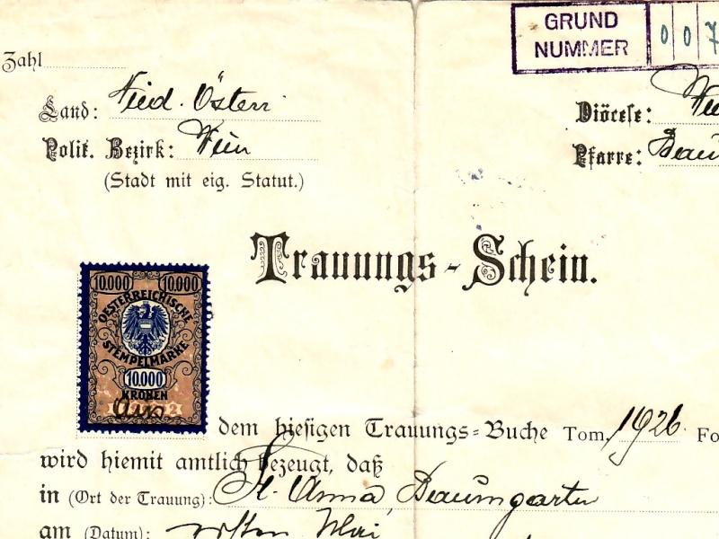 Die Verwendung von Fiskalmarken in Österreich 10217_11