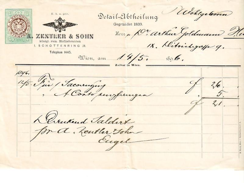 Die Verwendung von Fiskalmarken in Österreich 10219_11