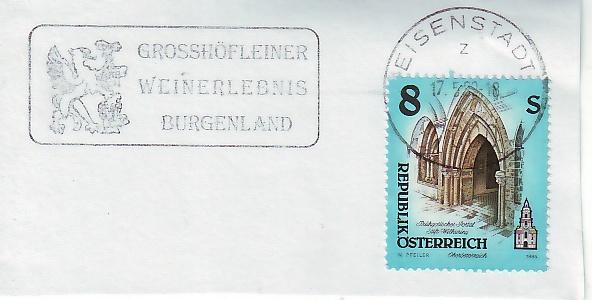 Maschinenwerbestempel von Österreich 10275_10