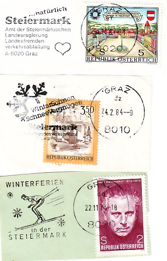 Maschinenwerbestempel von Österreich 10276_10