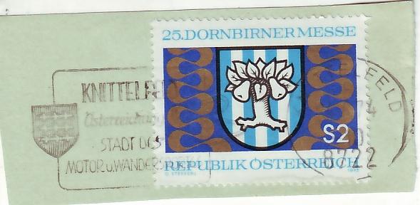 Maschinenwerbestempel von Österreich 10282_10