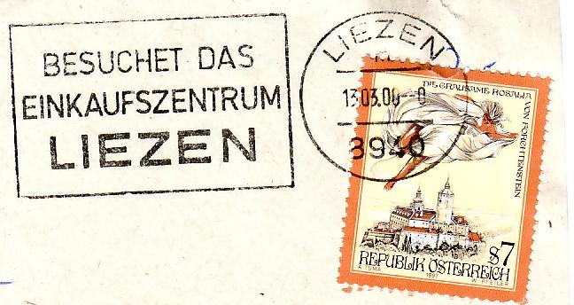 Maschinenwerbestempel von Österreich 10285_10