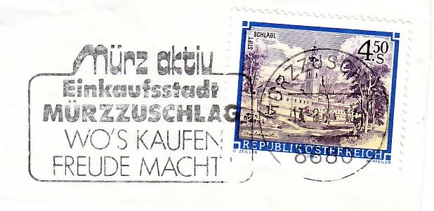 Maschinenwerbestempel von Österreich 10287_10