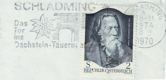 Maschinenwerbestempel von Österreich 10289_10
