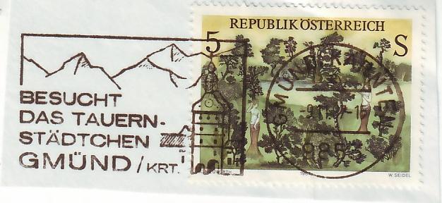 Maschinenwerbestempel von Österreich 10293_10