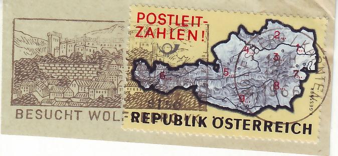 Maschinenwerbestempel von Österreich 10294_10