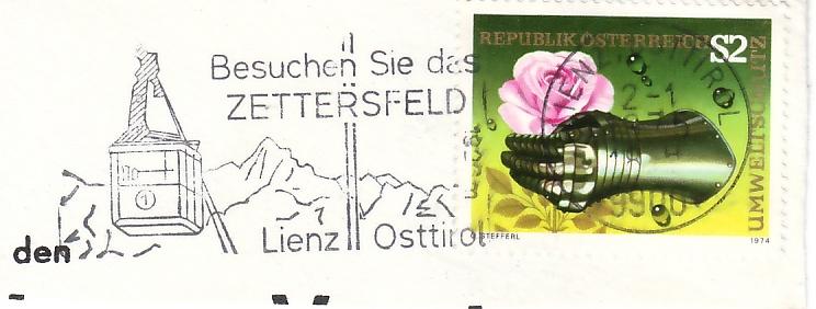 Maschinenwerbestempel von Österreich 10295_10