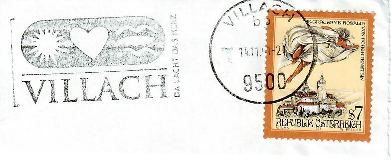 Maschinenwerbestempel von Österreich 10296_10