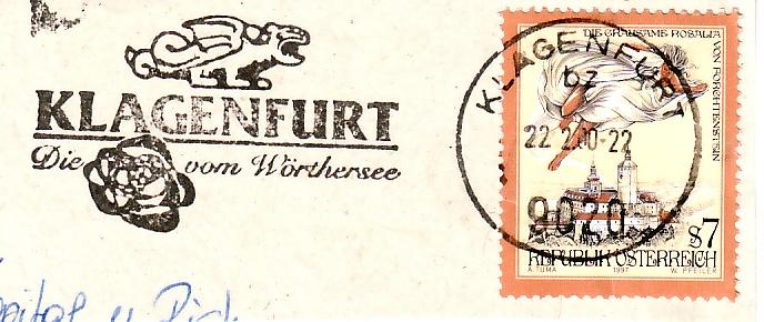 Maschinenwerbestempel von Österreich 10297_10