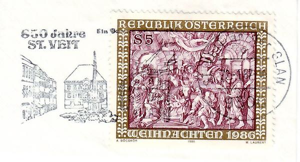 Maschinenwerbestempel von Österreich 10299_10