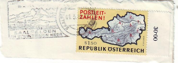 Maschinenwerbestempel von Österreich 10301_10