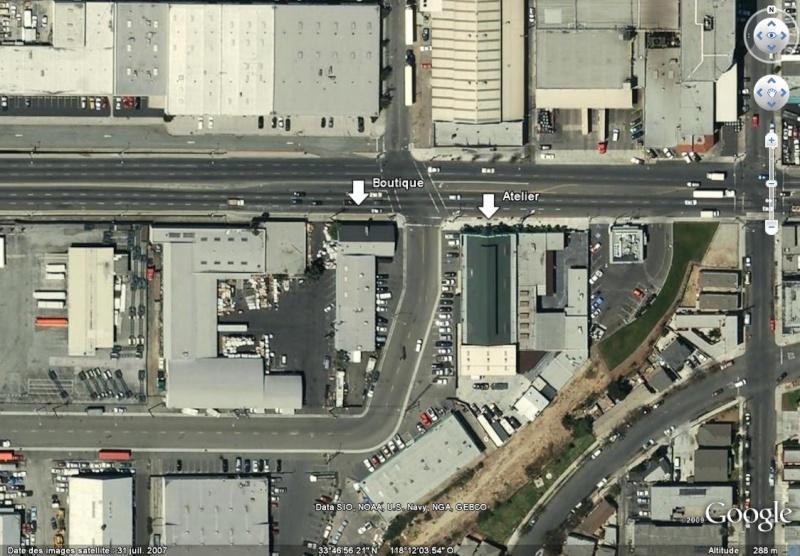 STREET VIEW : bâtiments insolites, hors normes, connus... 110