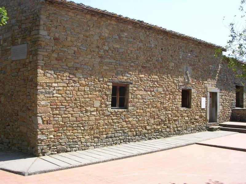 Maison natale de Leonard de Vinci Vinci210