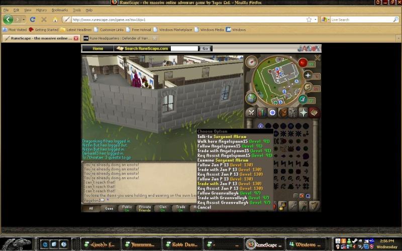 Runescape Screenshots Am_i_s10