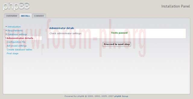 Instalacija phpBB3 foruma tj skripte 27xnhi10