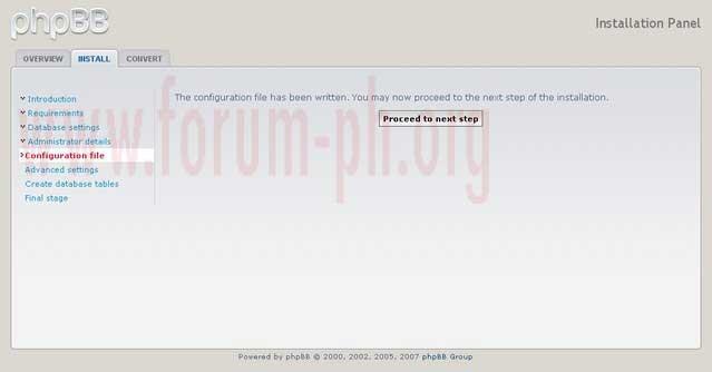 Instalacija phpBB3 foruma tj skripte 29potn10