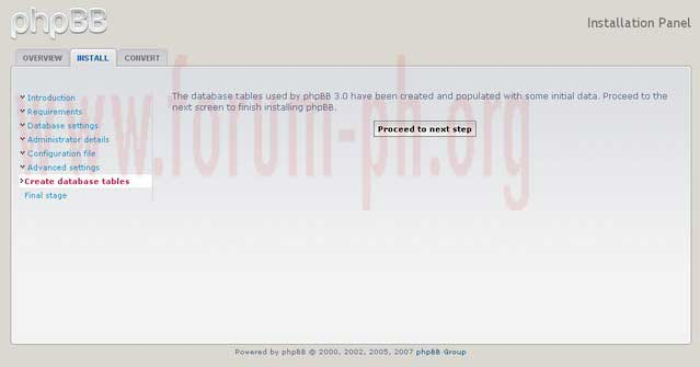 Instalacija phpBB3 foruma tj skripte Doxh0z10