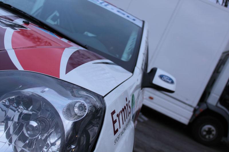 Sortie Rallye du Condroz 2009 - 7 nov 2009 - Page 2 Fiesta10