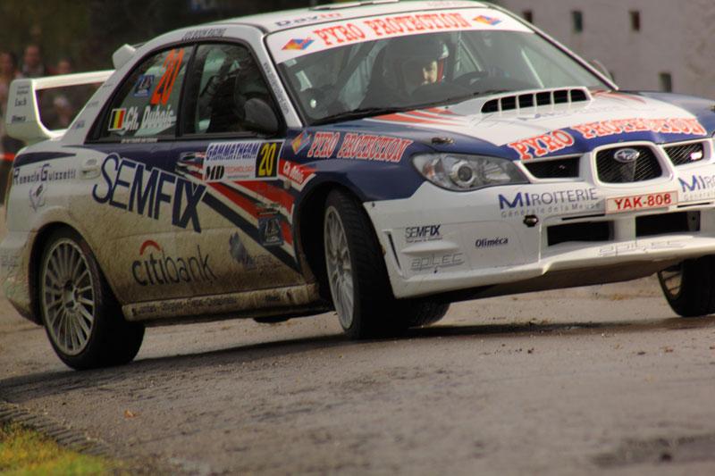 Sortie Rallye du Condroz 2009 - 7 nov 2009 - les photos Rallye13