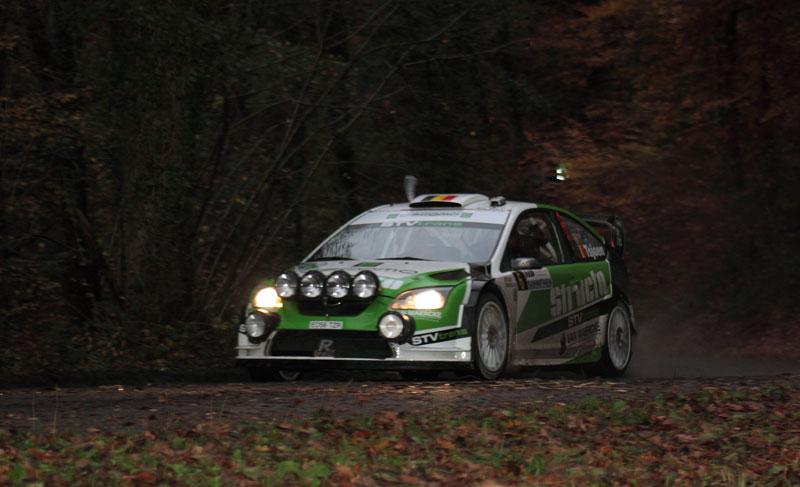 Sortie Rallye du Condroz 2009 - 7 nov 2009 - les photos Rallye14