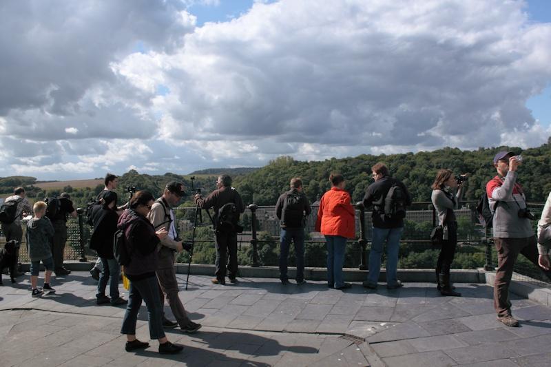 Atelier: les bases de la photo à Dinant le 5 septembre 2009 - les photos d'ambiance: Staged10