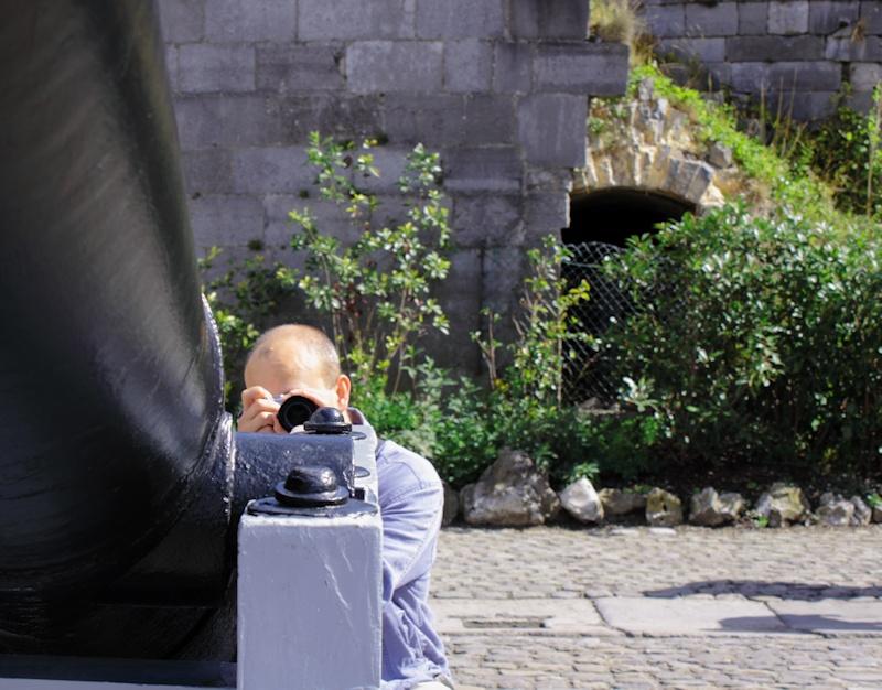 Atelier: les bases de la photo à Dinant le 5 septembre 2009 - les photos d'ambiance: Staged12