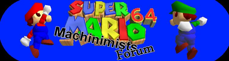 SM64 Machinimists Forum