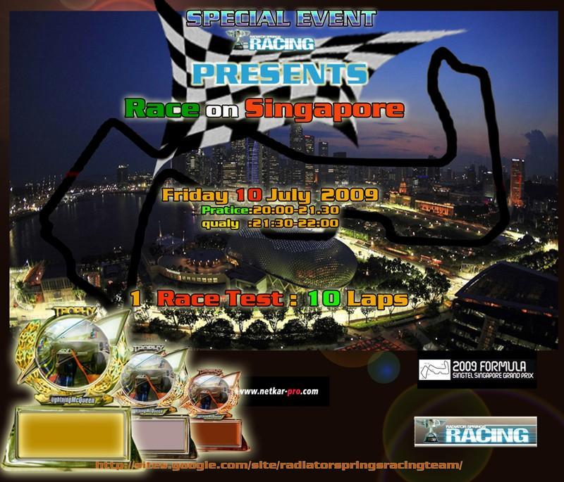 10 July 09: Singapore test Singap16