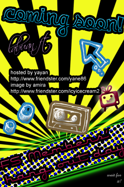 FS MEMBERS' HANG OUT DAY COMING SOON Flyer_10