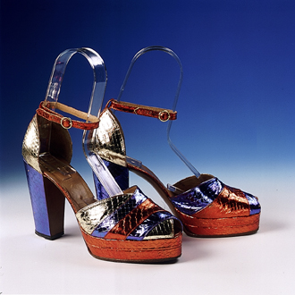 Chaussures au top. Dyn00410