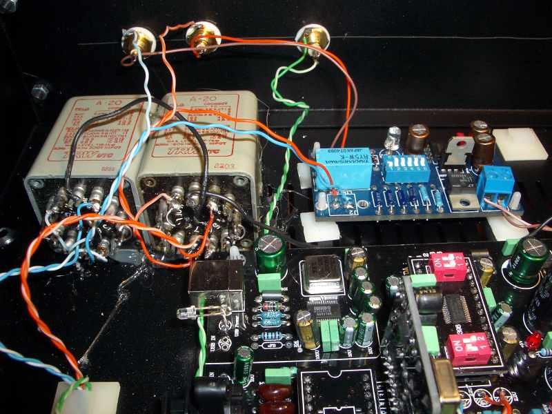 Valab 4395 Platinum 24bit 192k Hi-Bit Re-data DAC USB impressioni Dac-fi11