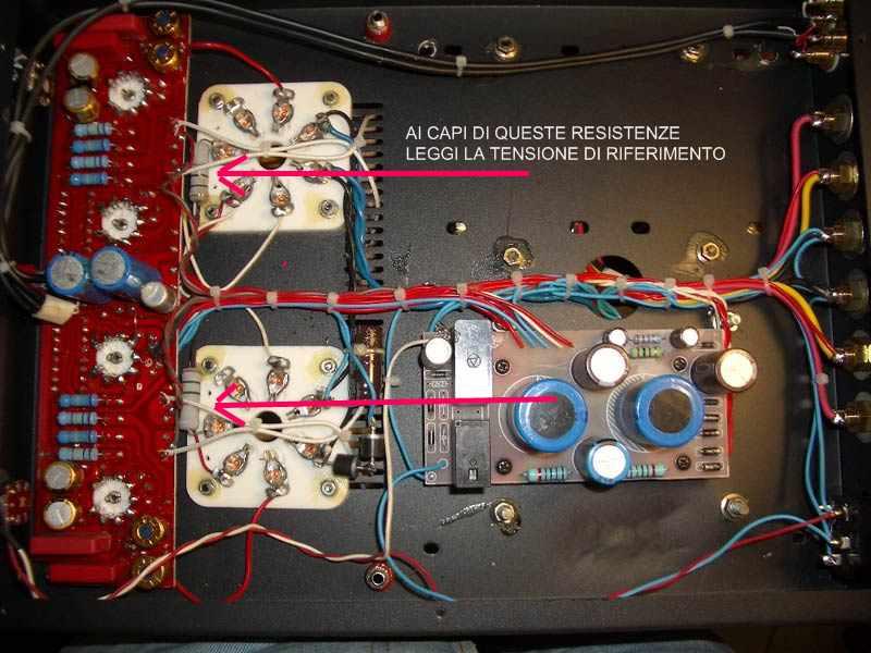 Un integrato a tubi da consigliare: Bewitch 6550 Imgp3543