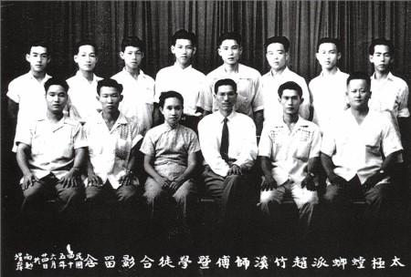 Chưởng môn nhân đời thứ 7 Thái cực Đường Lang Triệu Trúc Khê 12detu10