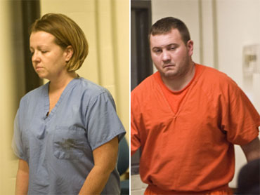 MURDERED 4 YEAR OLD GIRL Emma Thompson/ Abigail Elizabeth Young And Lucas Ruric Coe sentenced Scum10