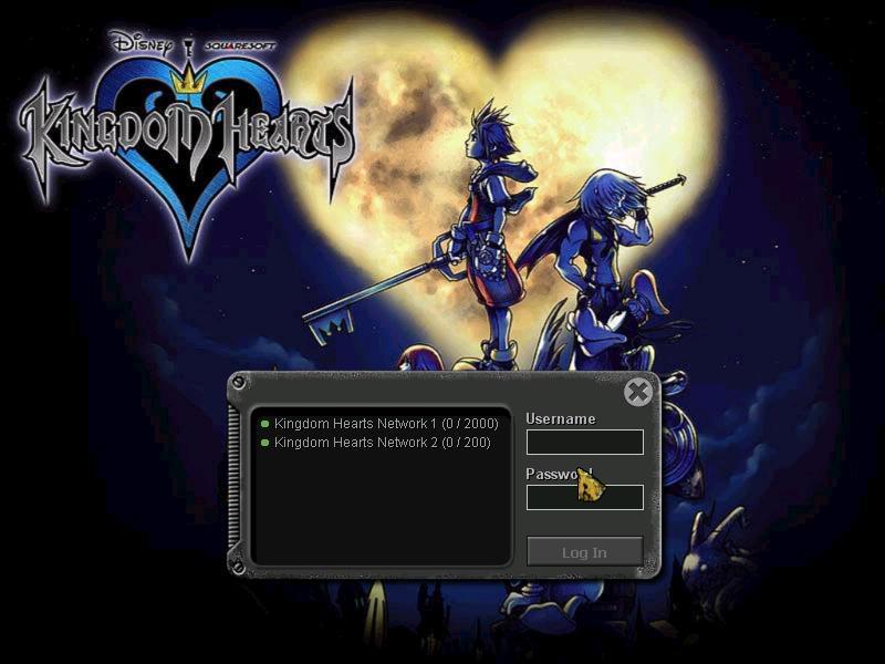 New Login Screen! Gunz0510